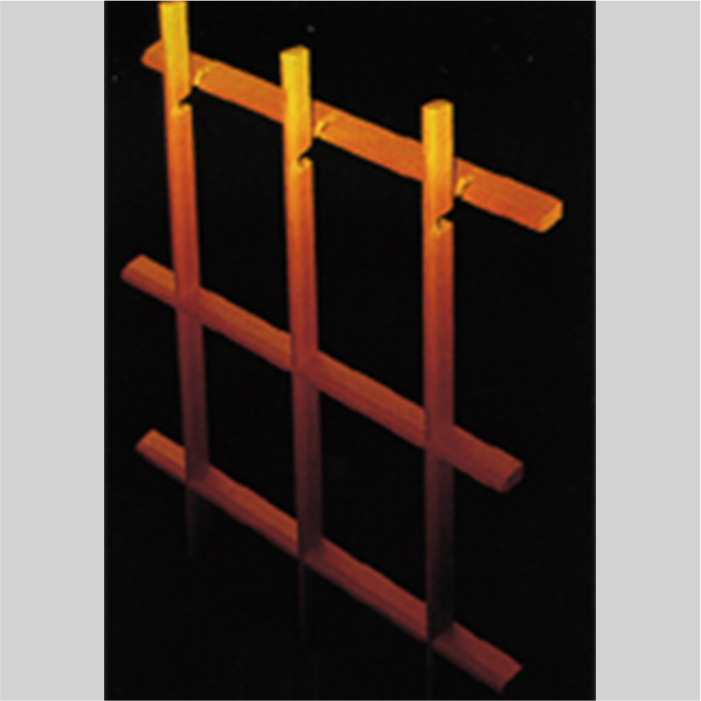 木製建具の仕口(工法)
