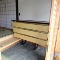 2012年 浜松 N邸 下駄箱