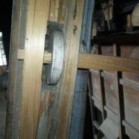 2016年 青梅市 文化財 福島邸 建具修復工事