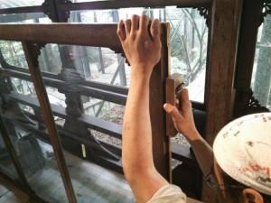 2016年 東京都有形指定文化財 目黒雅叙園 百段階段 頂上の間